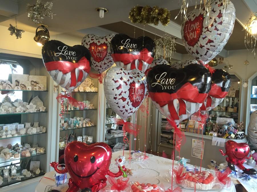 San valentino palloncini - Decori per san valentino ...